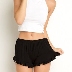 Black Brandy Melville Shorts